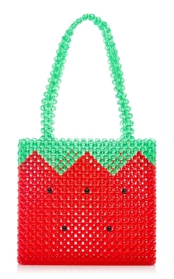 2018 Estelle Wang Retro Elegant Box Beaded Totes Top-handle Bags Lady Women Knitting Korean Pearl Mini Square Bag High Quality цены онлайн