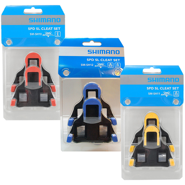 f0370c2c3 Shimano SM-SH10 11 12 cleats spd SPD-SL Road Pedal Cleats Covers Dura Ace  Ultegra 105 bike accessories