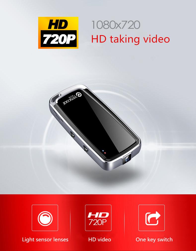Yescool A30 mini cámara profesional HD 4
