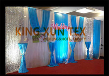 10ft x 20ft Wedding Backdrop Curtain Stage Background Free Shipping