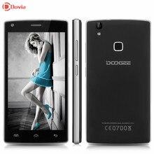 Doogee X5 Max Pro 2 ГБ + 16 ГБ MTK6737 5.0 дюйма Android 6.0 смартфон 4000 мАч Quad Core отпечатков пальцев датчик мобильного телефона