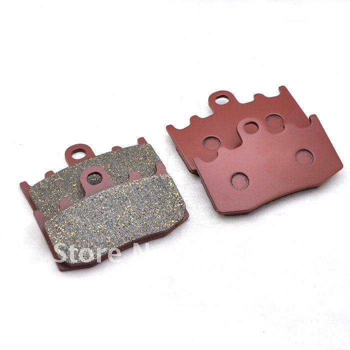 For BMW R1200RT 03-08 Front Brake Pads Blocks  2 Sets 2x yongnuo yn600ex rt yn e3 rt master flash speedlite for canon rt radio trigger system st e3 rt 600ex rt 5d3 7d 6d 70d 60d 5d
