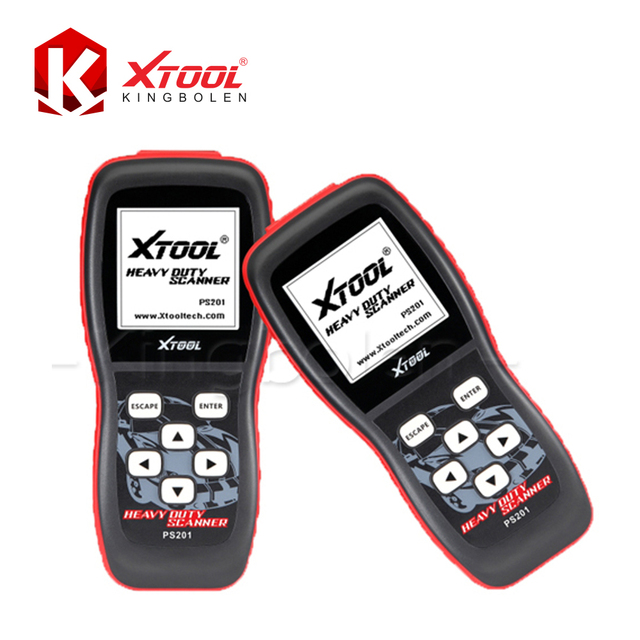 Xtool PS201 Diesel OBD2 Scanner 2016 High Quality Original Professional Diesel Tool Free Shipping