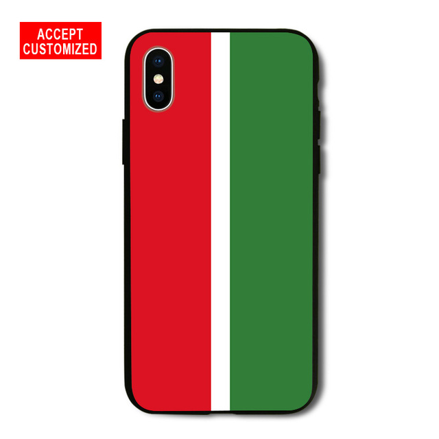 tatarstan flag shell cover case for iphone 5 5s se 6 6s 7 8 plus x