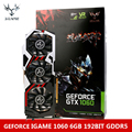 Colorful NVIDIA GeForce GTX iGame 1060 GPU 6GB 192bit Gaming GDDR5 PCI-E X16 3.0 Graphics Card DVI+HDMI+3*DP Port 3 Cooling Fan