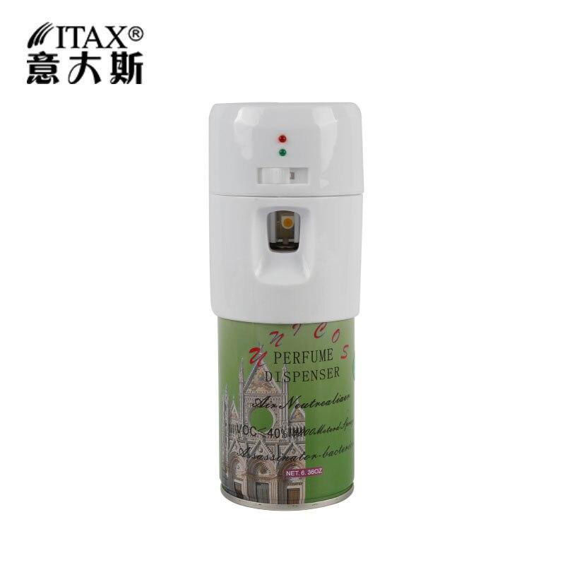 X-1106 ABS en plastique mural hôtel maison désodorisant parfumé machine aérosol vaporisateur parfum distributeur automatique air propre