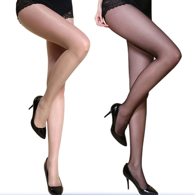 Elastic Magical Tights Silk Stockings