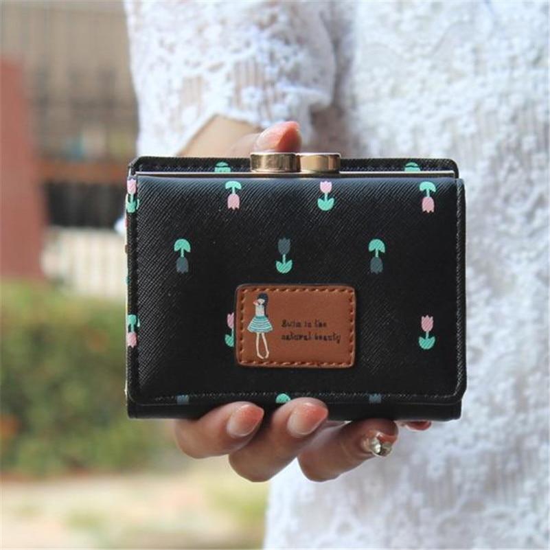 Women s Wallet s Lady Women Short Purse Clutch Wallet Bag Ladies Card Holder Women s