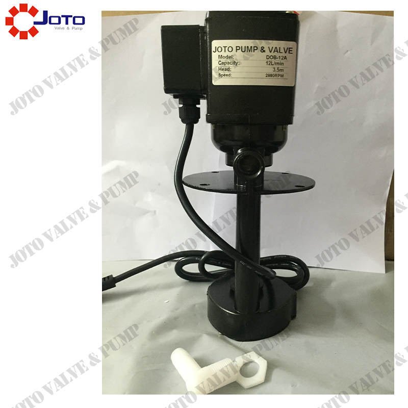 DOB-12/40W Single Phase Machine Tool Grinder Pump Coolant Pump Circulating Oil Pump