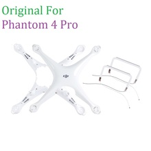 100% Original Spare Parts for Phantom 4 Pro Body Upper Shell Middle Frame Landing Gear for DJI Phontom4 Pro Repair Accessories