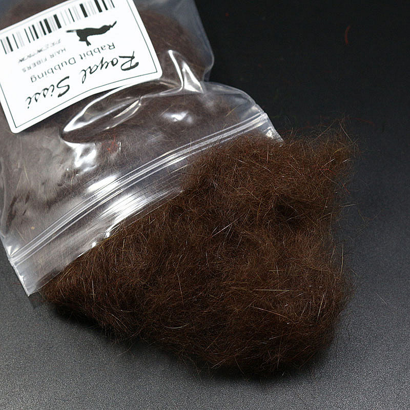 15 Colors Fly Tying Rabbit Dubbing KANINCHEN Dubbin//Genuine Soft Rabbit Hair Dub