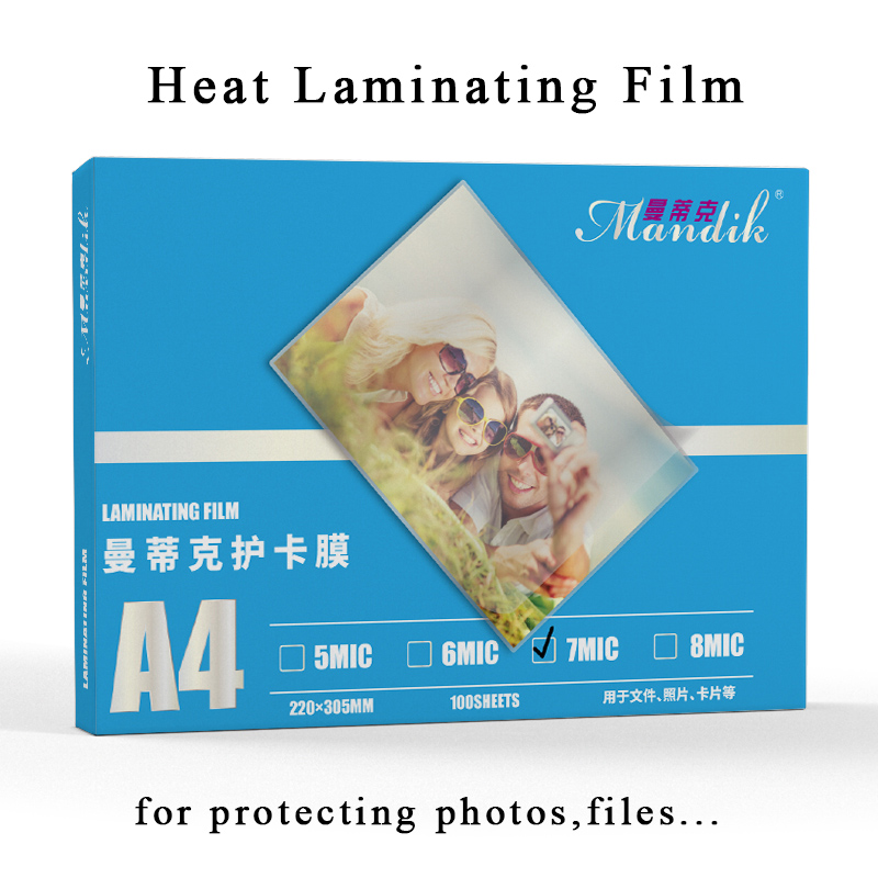 Bookmark Laminating Pouches 2-1//2 x 7-3//4 Hot 5 Mil Laminator Sleeves Qty 100