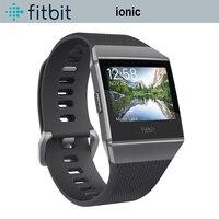 Fitbit ионной Смарт часы GPS Bluetooth Спорт сердечного ритма Swims smarttrack Smart носимой электроники Водонепроницаемый часы с NFC