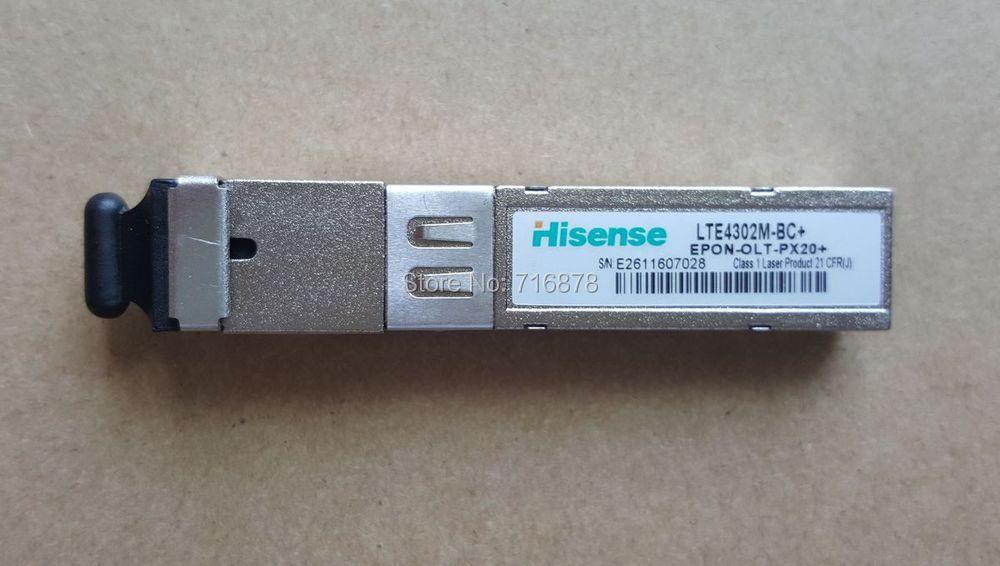 LTE4302M-BC+ EPON-OLT-PX20+ 1.25G SFP ModuleLTE4302M-BC+ EPON-OLT-PX20+ 1.25G SFP Module