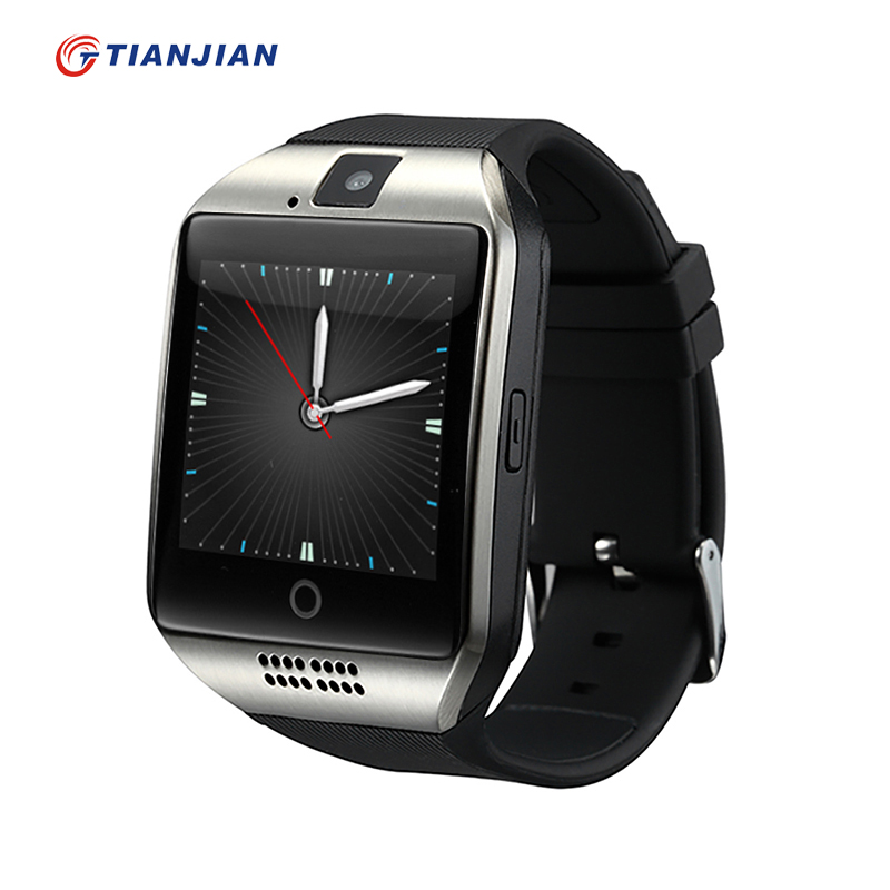 Smart Watch Q18 Smartwatch NFC Bluetooth Waterproof Passometer Call Reminder Fit