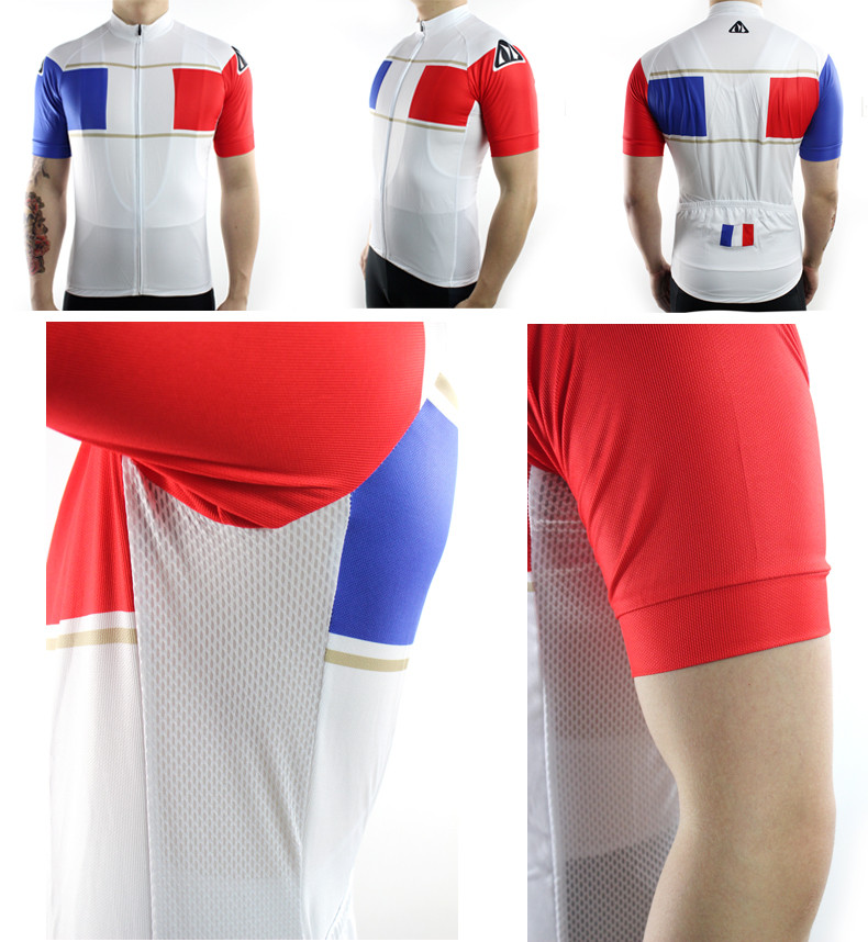 Team Flag Jersey – France