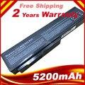 Reemplazo de batería para portátil asus n53s n53sv a32-m50 a32-n61 a32-x64 A32 M50 N53 A33-M50 N61 N61J N61V N61VG N61JA N61D N61JV