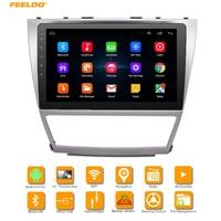 FEELDO 10,2 дюймов Android 6,0 четырехъядерный для Toyota Camry XV40 (2007 2011) Автомобильный медиаплеер с радио gps навигатор # FD4683