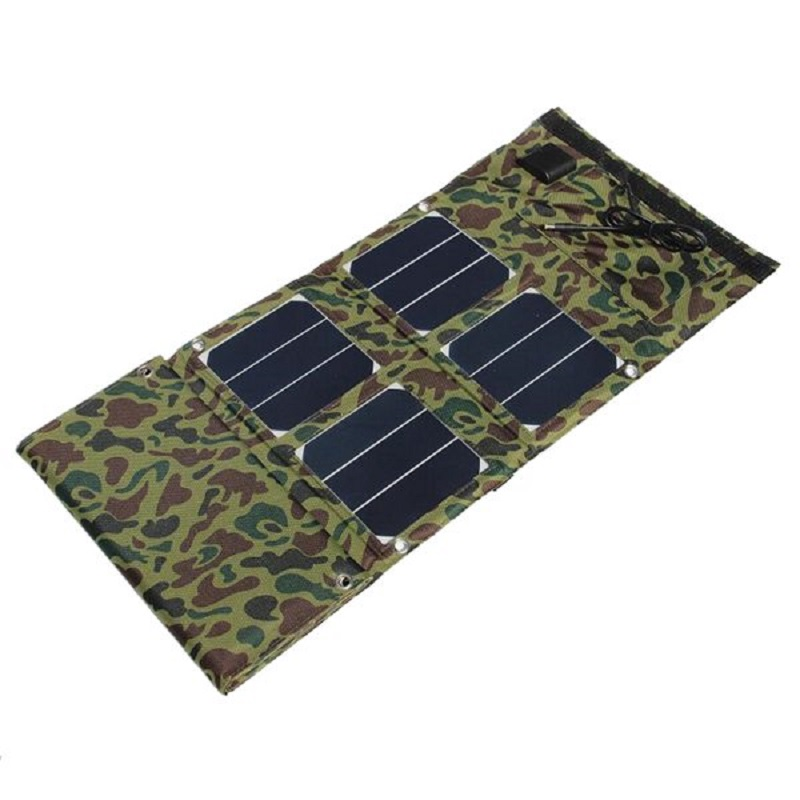 Sunpower Solar Panel Charger 40W USB5V DC18V Output For Mobile Phones Power Bank 12V Battery multifunctional Folding Charger цена