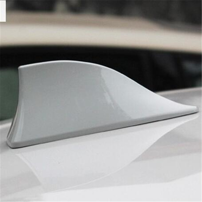 Car-Styling Shark fin Antenna cover Case For Skoda Octavia Yeti Roomster Fabia Rapid Superb KODIAQ