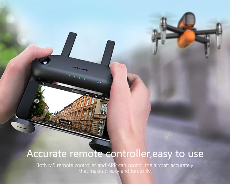 M5 Drone Remote Control