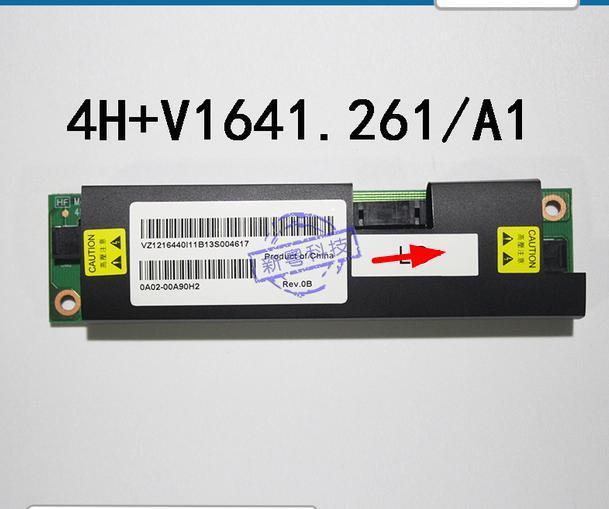 T-con 4H. V1561.051/C1, 4 H + V1641.261/A1 alta tensión de la placa lógica PARA PANTALLA