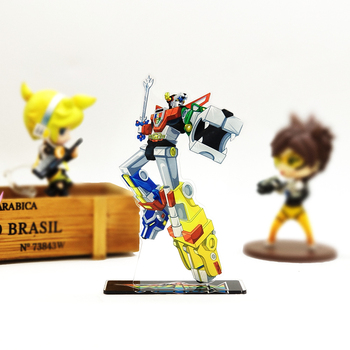 Voltron Beast King GoLion Defender of the Universe acrylic stand figure model plate holder cake topper anime Japanese cool anime voltron legendary defender keith boots cosplay shoes custom made