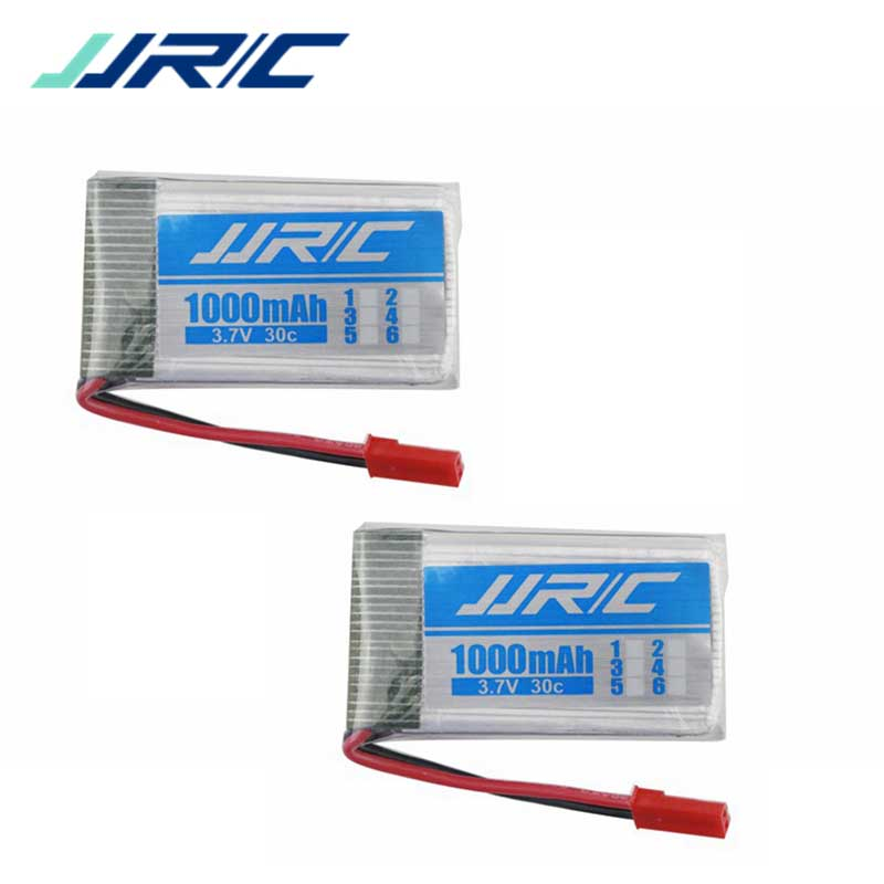 JJR/C JJRC H51 Rocket 360 RC Quadcopter Spare Parts H51-09 3.7V 1000mAh 30C Rechargeable Lipo Battery For RC Models Accs jjrc h20c rc quadcopter spare parts receiver board