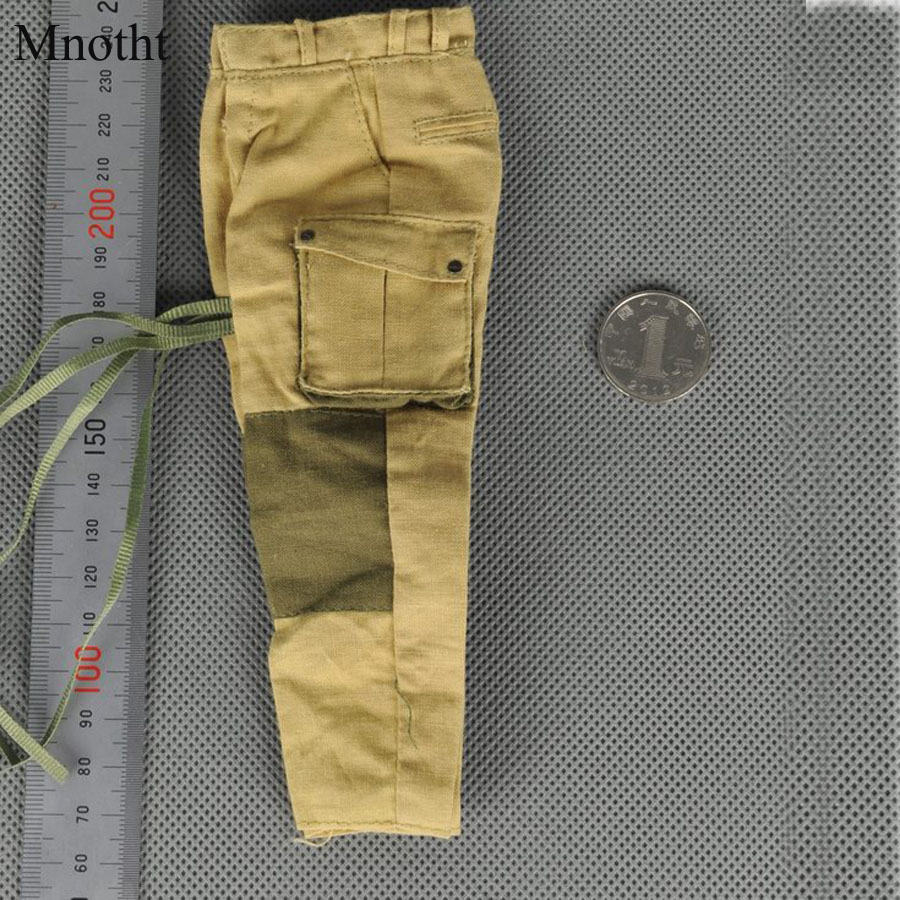 Luckytoy 1/6 Solider Clothing Word War II U.S. Paratroopers Pants for 1:6 Doll Model Toys L50 Collections Toys & Hobbies uncanny avengers unity volume 3 civil war ii