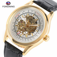 Hot Sales Top Brand Men S Wacth Forsining Self Winding Mechanical Watch Clocks Sports Male Wrist