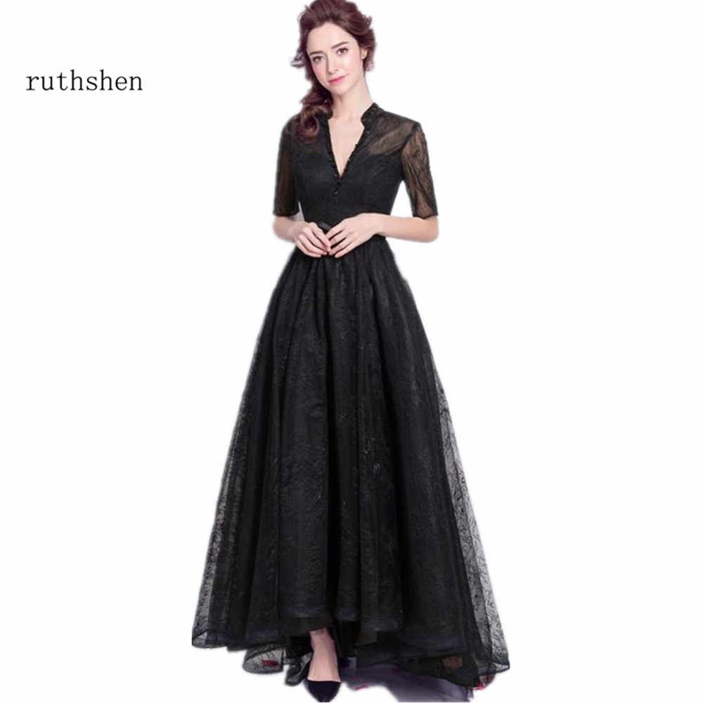 51ec13d2f0 Detail Feedback Questions about ruthshen 2018 Long Evening Dresses ...