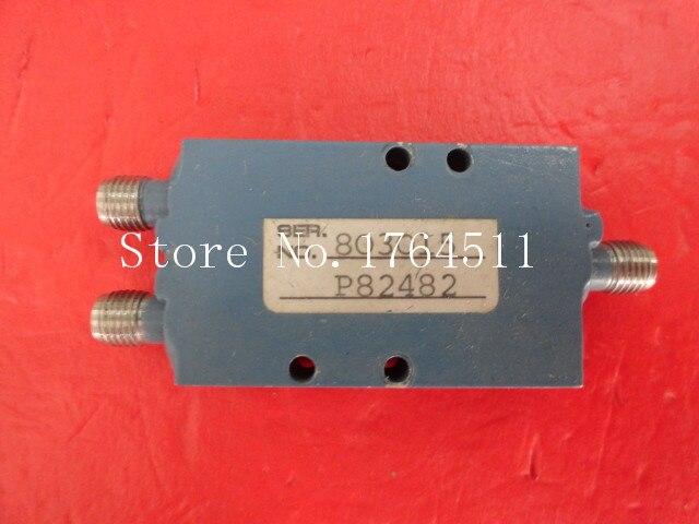 [BELLA] A Two MAC Power Divider P82482 SMA