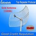 20dBi Antena de Rede GSM 1800 MHz Antena Externa Grande Cobertura para 4G LTE 1800 MHz Celular Repetidor de Sinal de Celular Amplificador de potência
