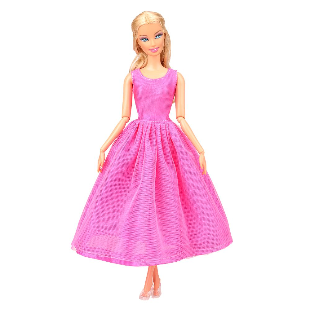 Newest fashion handmade beautiful doll clothes girlfriend dresses gown things for barbie doll best birthday gift doll outfit in Dolls Accessories from Toys Hobbies