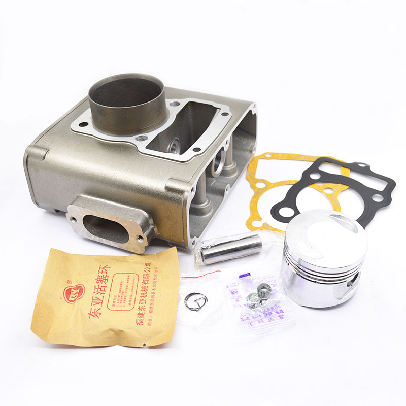 High Quaity Motorcycle Cylinder Kit For LONCIN CG150 CG175 CG200 Boiling Type Water-cooled Engine Spare Parts jiangdong engine parts for tractor the set of fuel pump repair kit for engine jd495