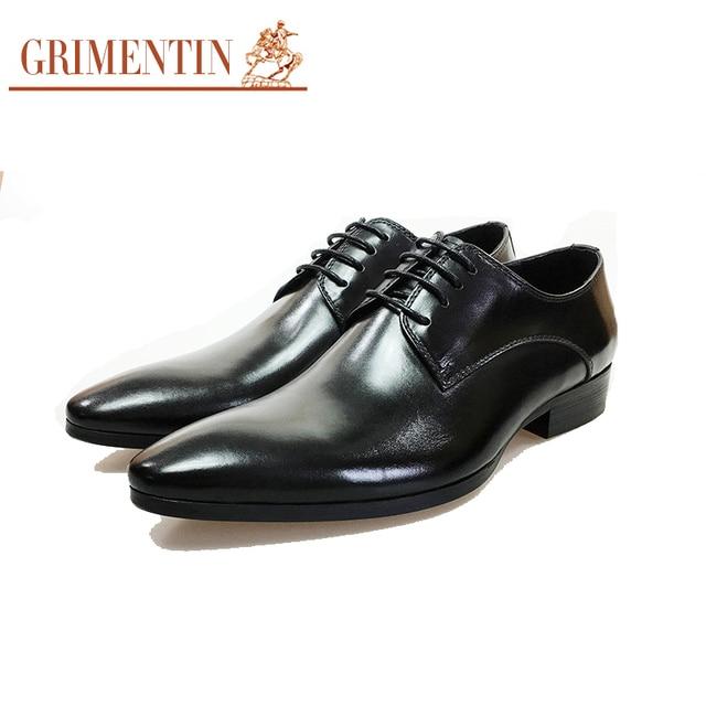 Hommes Chaussures PU 2018 Printemps Automne Chaussures De Mode Pointu Orteil Formelle Chaussures D'affaires Robe De Mariage Soirée (Color : B, Taille : 39)