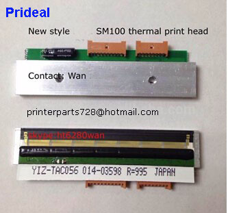 Prideal 20pcs New style Thermal Print Head FOR kyoce SM100 SM80 SM90 SM110 SM300 Printer Thermal