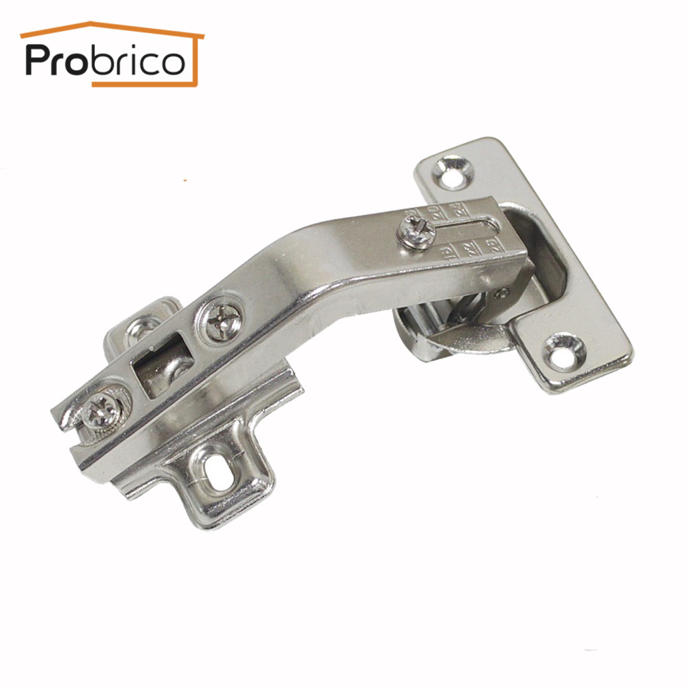 10//4pcs Charnière clip hydraulique démontable pour porte Fermeture Automatique