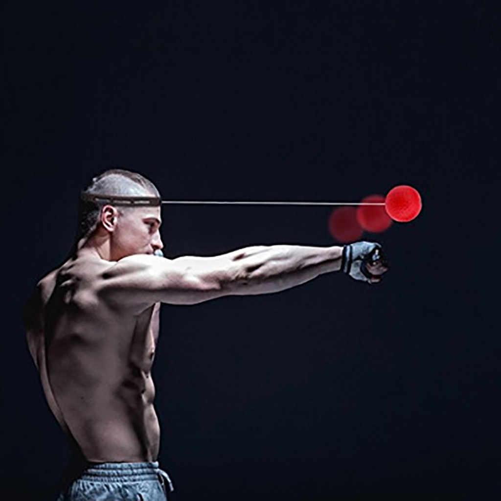 Boksen Reflex Snelheid Bal voor drop shipping met Hoofdband MMA Muay Strijd Bal Lomachenko Ponsen Bal Boksen Apparatuur Thai Doos