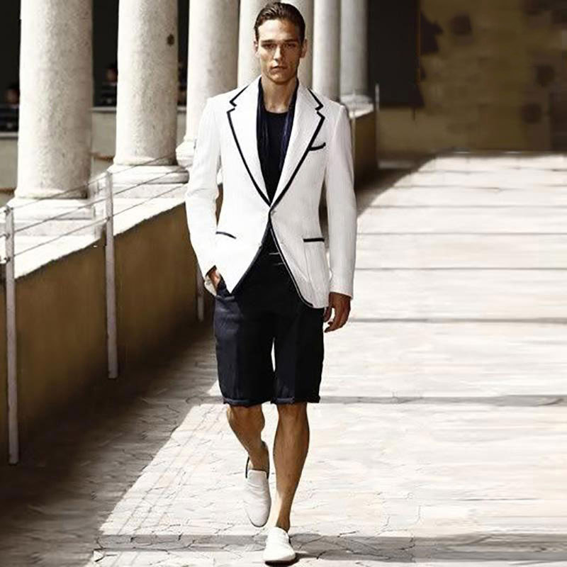 Esmoquin Diseños Para Chaqueta Only Image Hombres Jacket Solapa Negro Fit  Color As De Slim Últimos same Novio Boda Trajes ... 13e6ebb22d9