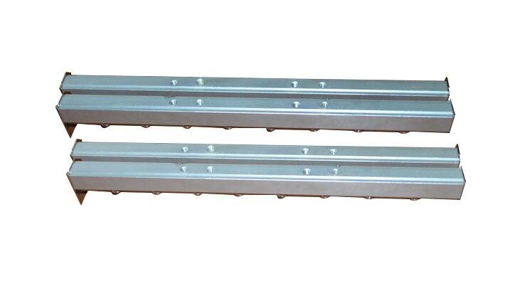 MPM125 Metal squeegee blade 400-499mm used in SMT printer  mpm up2000 metal squeegee