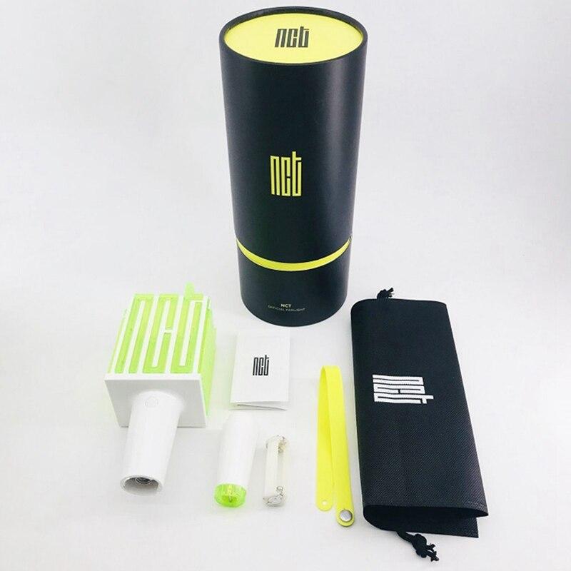 NNRTS LED NCT Kpop Stick Lamp Lightstick Music Concert Lamp Fluorescent Stick Aid Rod Fans Gift