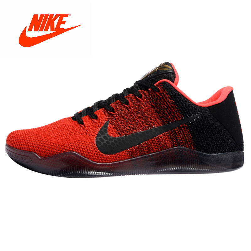 official photos 6938d 7bf92 ... ireland original new arrival authentic nike kobe 11 elite low hyper  grape mens basketball shoes low