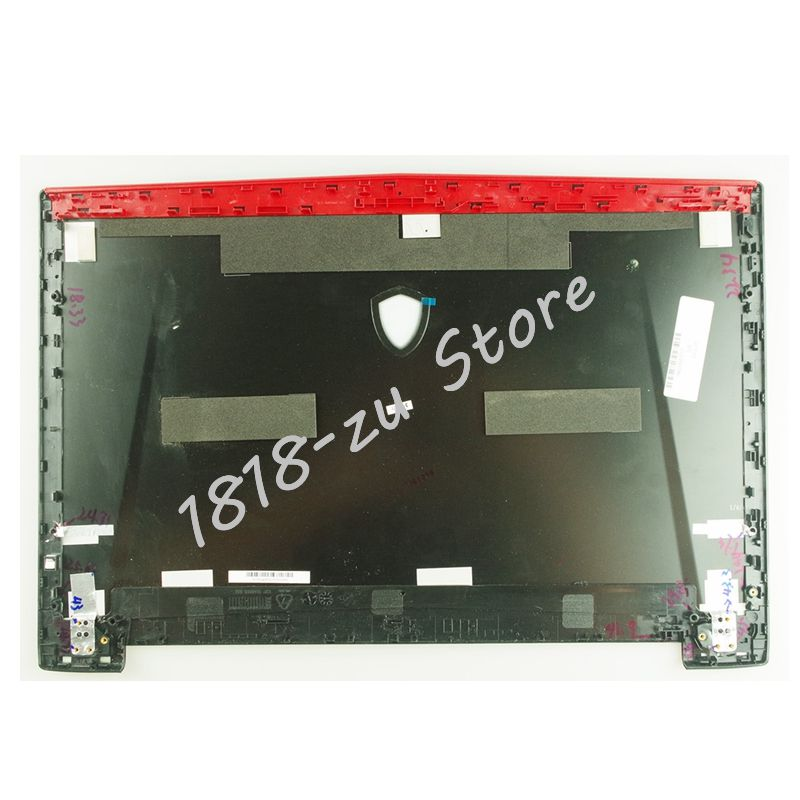 все цены на YALUZU New laptop LCD SCREEN LID BACK COVER FOR MSI GT72 1781 1782 GT72S GT72VR MS-1781A MS-1781 LCD Rear Lid Cover top shell