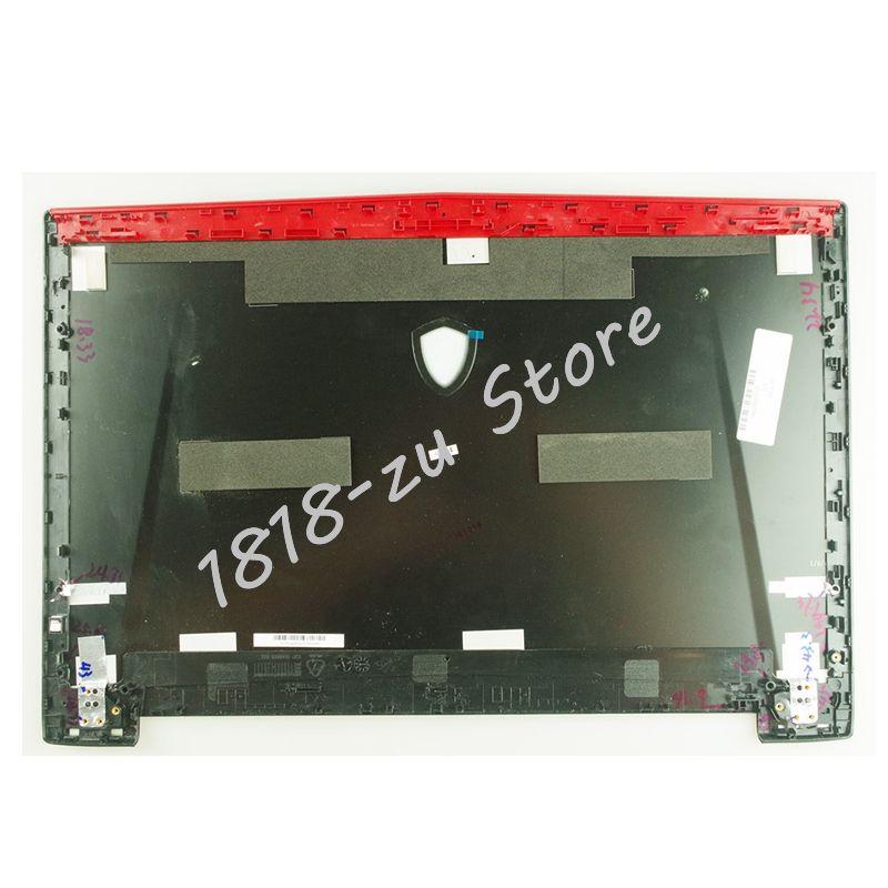 YALUZU nouveau écran LCD d'ordinateur portable couvercle arrière pour MSI GT72 1781 1782 GT72S GT72VR MS-1781A MS-1781 LCD couvercle arrière couvercle