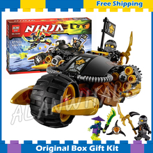 212pcs New Bela 10394 Ninja Blaster Bike Building Kit Ninja toys 3D DIY Model Bricks Compatible with Lego