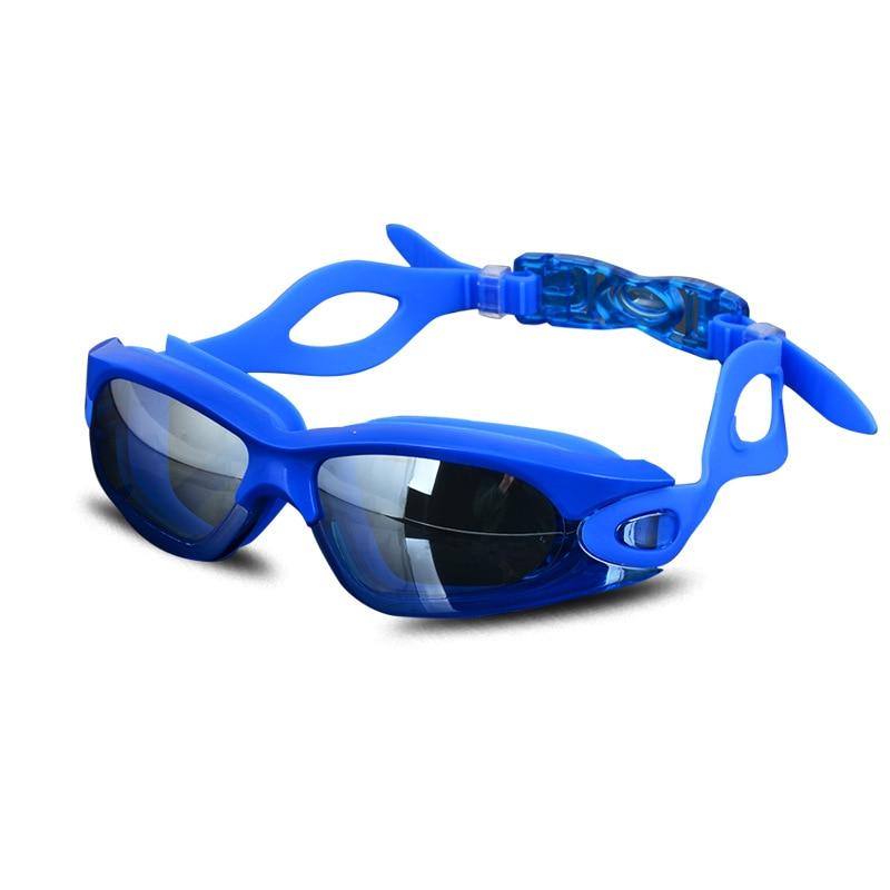 professional swim goggles for women anti fog waterproof