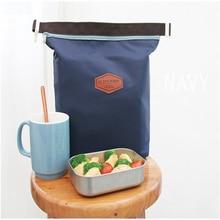 Lnsulated carry cooler тепловая пикника обед хранения мешок водонепроницаемый сумка для