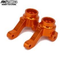 RCAWD Рулевой Балка Руля Блоки Вертикально Левый Правый Для Rc Автомобиль 1/10 HPI RS4 113708 RS4001 6061-T6