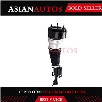 Amortiguador de impacto frontal Airsusfat para Mercedes W221 cl-class W216 s-clase 4 Matic protección de golpes de goma absorbente OE 2213200438 2213205313